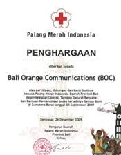 Palang Merah Indonesia - Bali Chapter