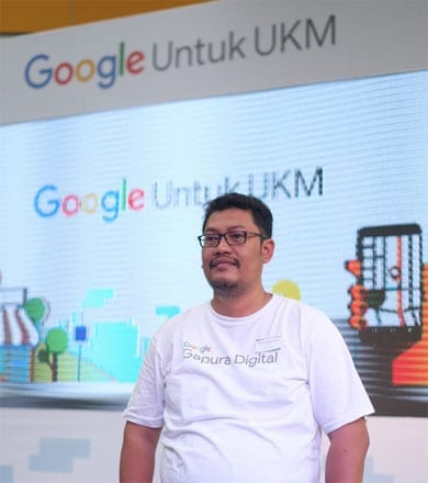 CEO BOC dan Google Indonesia
