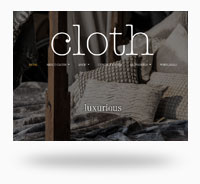 Web Design Clothbymedina