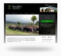 Web Design The Silas