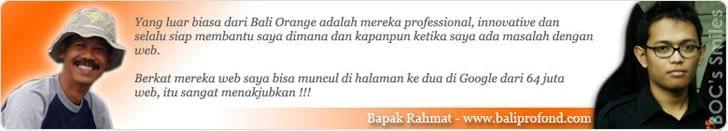 Bali Profond