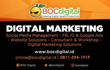 Digital marketing Agency di Bali