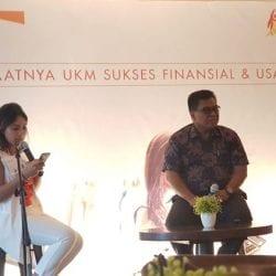 Digital Marketing di Workshop Literasi Finansial Danamon dan Kompas