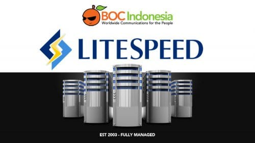 Hosting LiteSpeed Indonesia