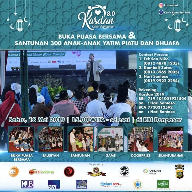 Kasih Ramadan 8.0 Berbagi Dalam Harmoni