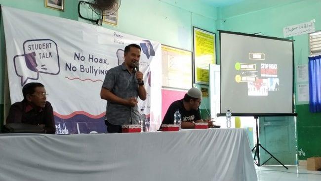 Anti Hoax POLDA Bali Kompol Endang Tri Purwanto