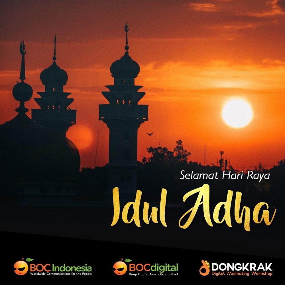 Selamat Hari Raya Idul Adha 2019/1440 H