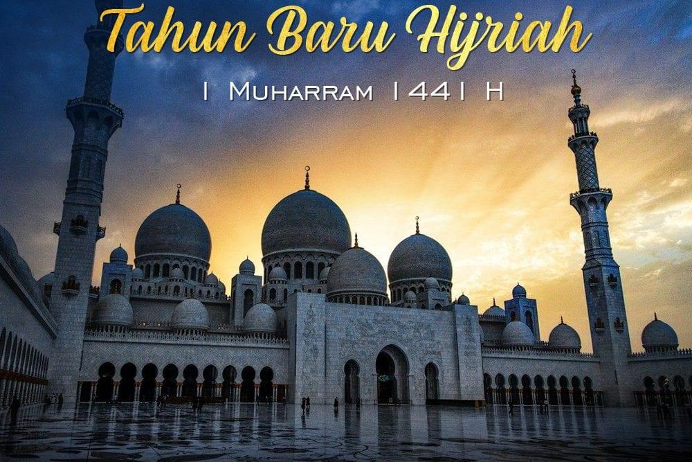Tahun Baru 1 Muharram 1441 H