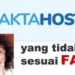 Sanggahan Review FaktaHosting.com Tak Sesuai Fakta