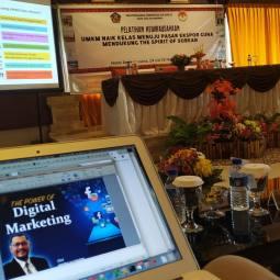 Digital Marketing Eksport Untuk UKM Buleleng, Bali