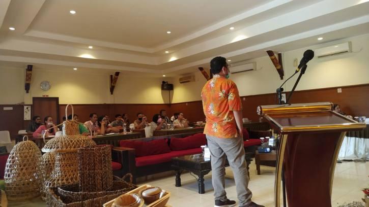 Workshop Digital Marketing Untuk Pasar Eksport di UKM Buleleng