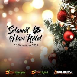 Selamat Hari Raya Natal 2020