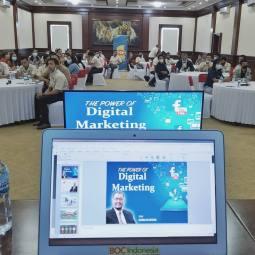 Pelatihan Digital Marketing Untuk Bengkel Motor & Mobil di Bali