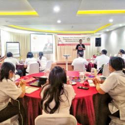 Workshop Taktis Digital Marketing Untuk PMI Bali
